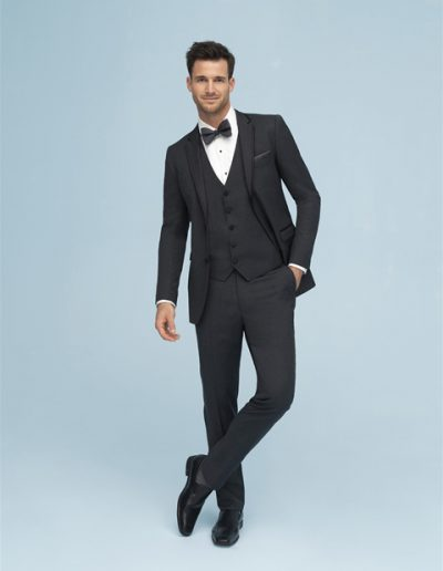 Allure Grey Granite Brunswick Tuxedo