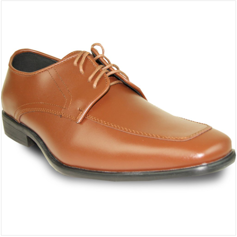 Brown Matte Leather Shoe