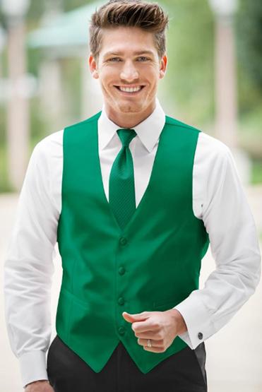 Flow Emerald Vest