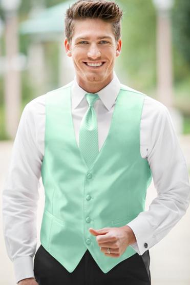 Flow Mint Vest