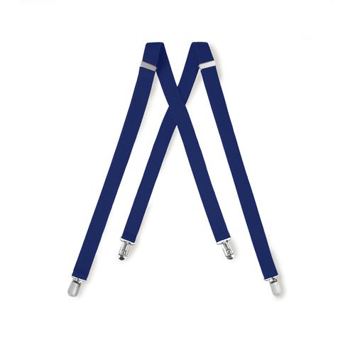 Tuxedo Park Royal Blue Suspenders
