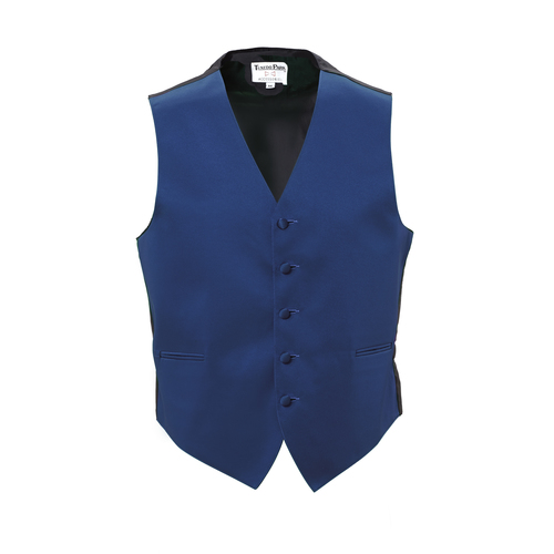 Tuxedo Park Royal Blue Vest