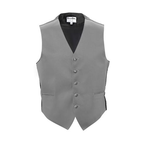 Tuxedo Park Silver Vest