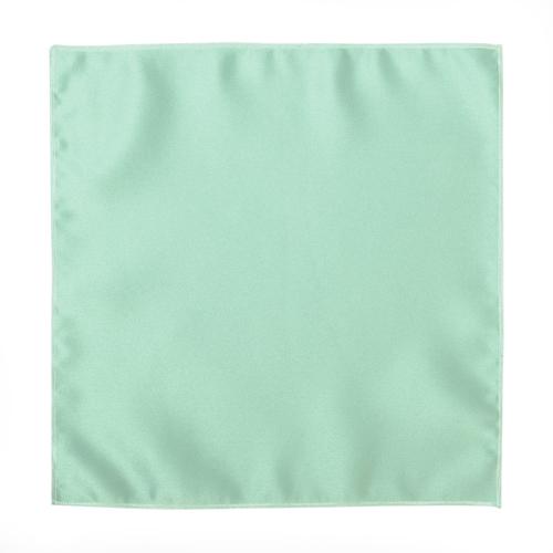 Tuxedo Park Tiffany Blue Pocket Square