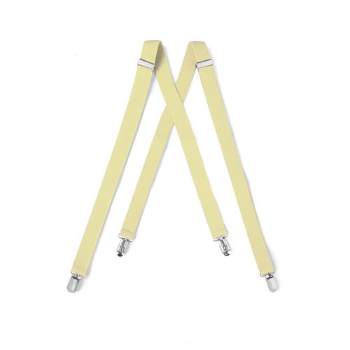 Tuxedo Park Yellow Suspenders