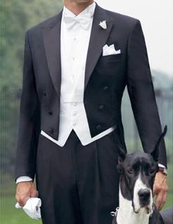 Black Tails Tuxedo