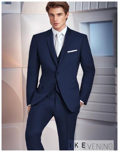 Ike Behar Collin Suit