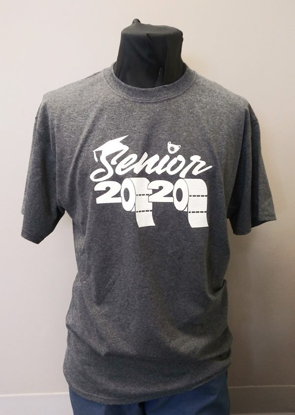 Class of 2020 Shirt - purchase at Rex Formal Wear, San Antonio, Texas