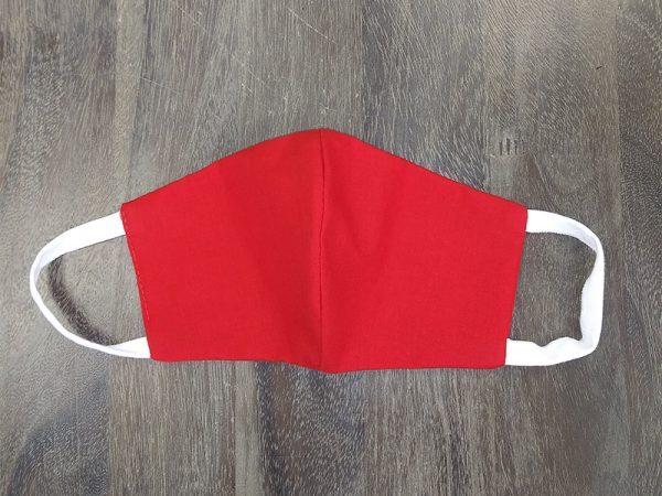 solid RedAdult Face Masks found at Rex Formal Wear, San Antonio, Texas