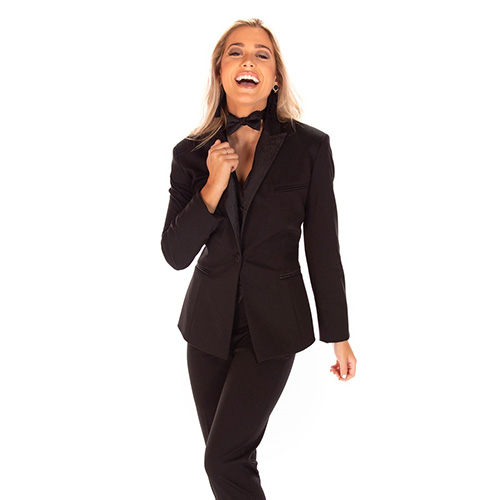 Women's Tuxedo - Sophia by Mark of Distinction, found at Rex's Formal Wear, San Antonio, Texas