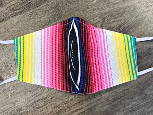 Serape - Adult Face Masks found at Rex Formal Wear, San Antonio, Texas
