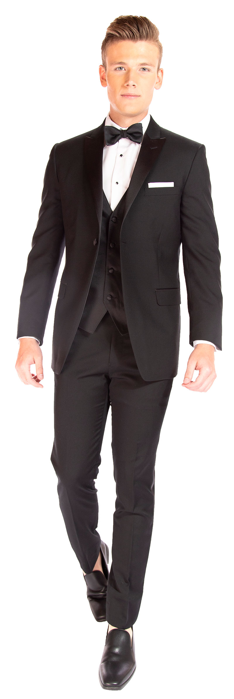 Rex Formalwear and Tuxedo Fit - Making Out of Town Measurements Easy