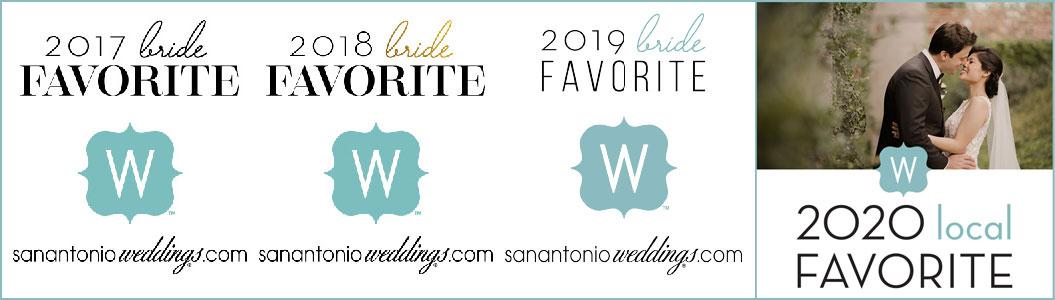 San Antonio Weddings Brides Favorite