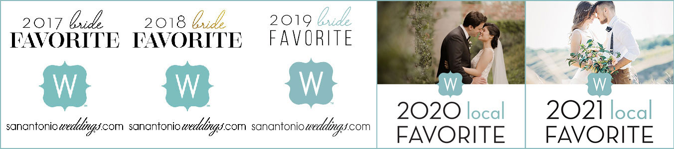 San Antonio Weddings Bride's Favorite